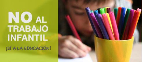 Dia Mundial Contra El Trabajo Infantil Jamon Del Medio